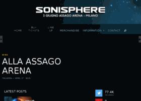 it.sonispherefestivals.com