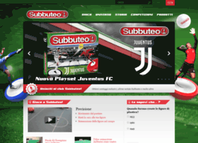 it.subbuteo.com