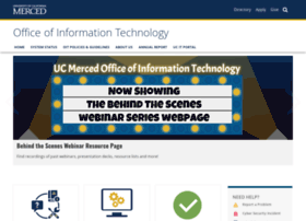 it.ucmerced.edu