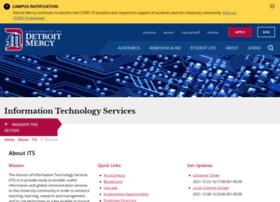 it.udmercy.edu