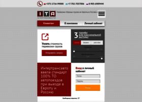 ita-logistic.ru
