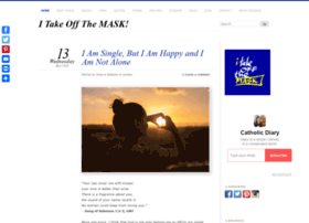 itakeoffthemask.com