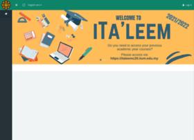 italeem.iium.edu.my