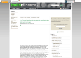 italiaefinanza.it