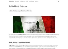 italiametaldetector.it