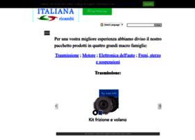 italianaricambi.com