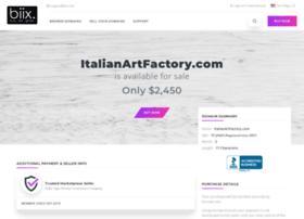 italianartfactory.com