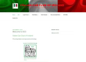 italiancarclubireland.com