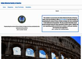 italianhistorical.org