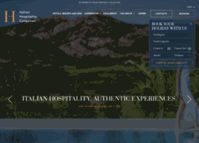 italianhospitalitycollection.com