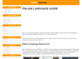 italianlanguageguide.com