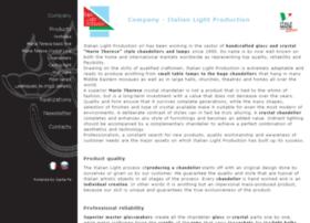 italianlightproduction.com