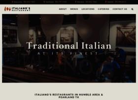 italianosrestaurant.net