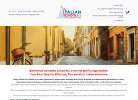 italianschoolnj.com
