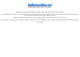 italiansonline.net