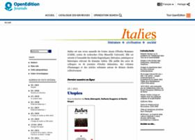 italies.revues.org