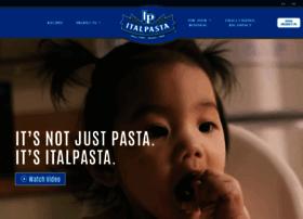 italpasta.com
