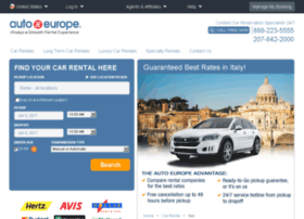 italy.autoeurope.com