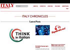 italychronicles.com