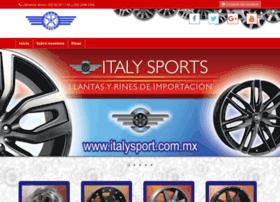 italysport.com.mx