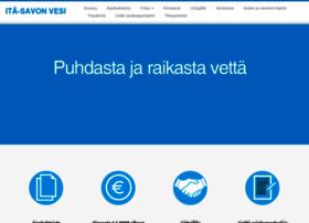 itasavonvesi.fi