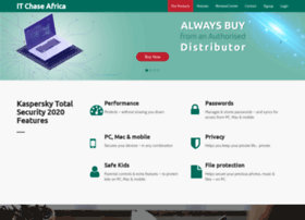itchaseafrica.com