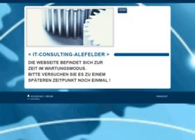 itconsulting-alefelder.de
