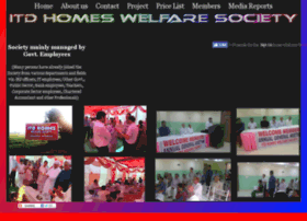 itdhomeswelfare.in