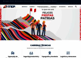 itep.edu.pe info. Instituto ITEP