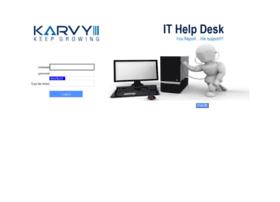 ithelpdesk.karvy.com