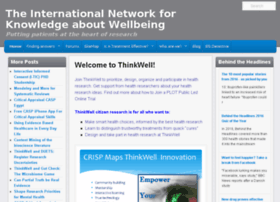 ithinkwell.org