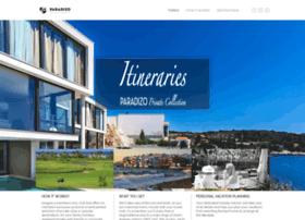 itineraries.paradizo.com