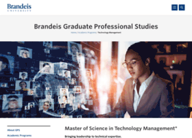 itmanagement.brandeis.edu