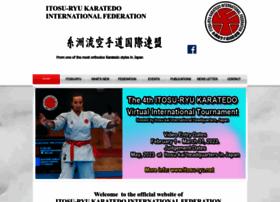 itosu-ryu.net