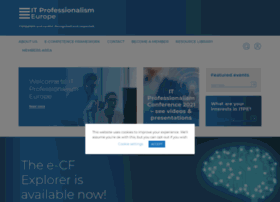 itprofessionalismeurope.org