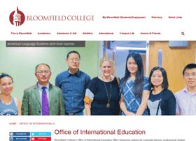 itps.bloomfield.edu