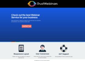 itrustwebinarslive.com