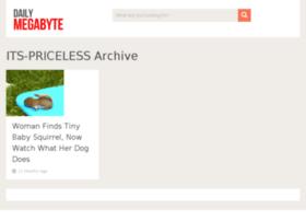 its-priceless.dailymegabyte.com