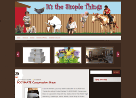 its-the-simple-things.com