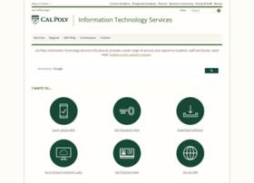its.calpoly.edu