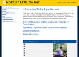 its.ncat.edu