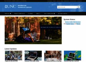 its.unc.edu