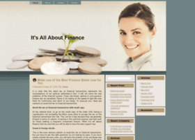 itsallaboutfinance.com