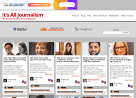 itsalljournalism.com