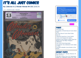 itsalljustcomics.com