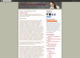 itsasolozano.blogspot.com