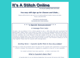itsastitchonline.com