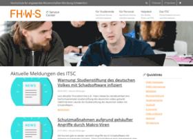 itsc.fhws.de