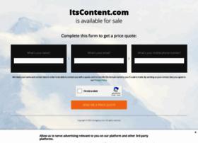 itscontent.com