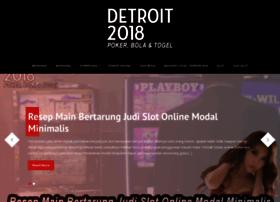 itsdetroit2018.org